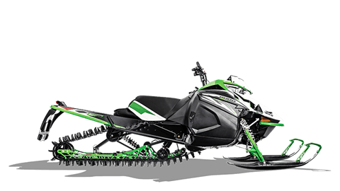 2018 Arctic Cat M 8000 153 in Francis Creek, Wisconsin