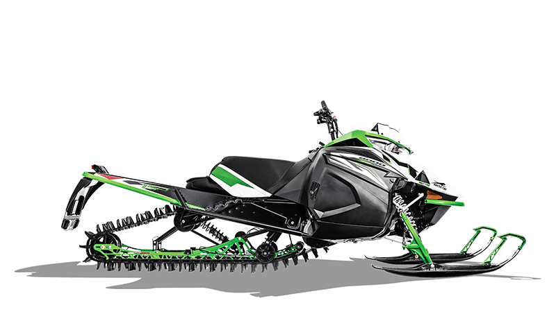 2018 Arctic Cat M 8000 153 in Berlin, New Hampshire