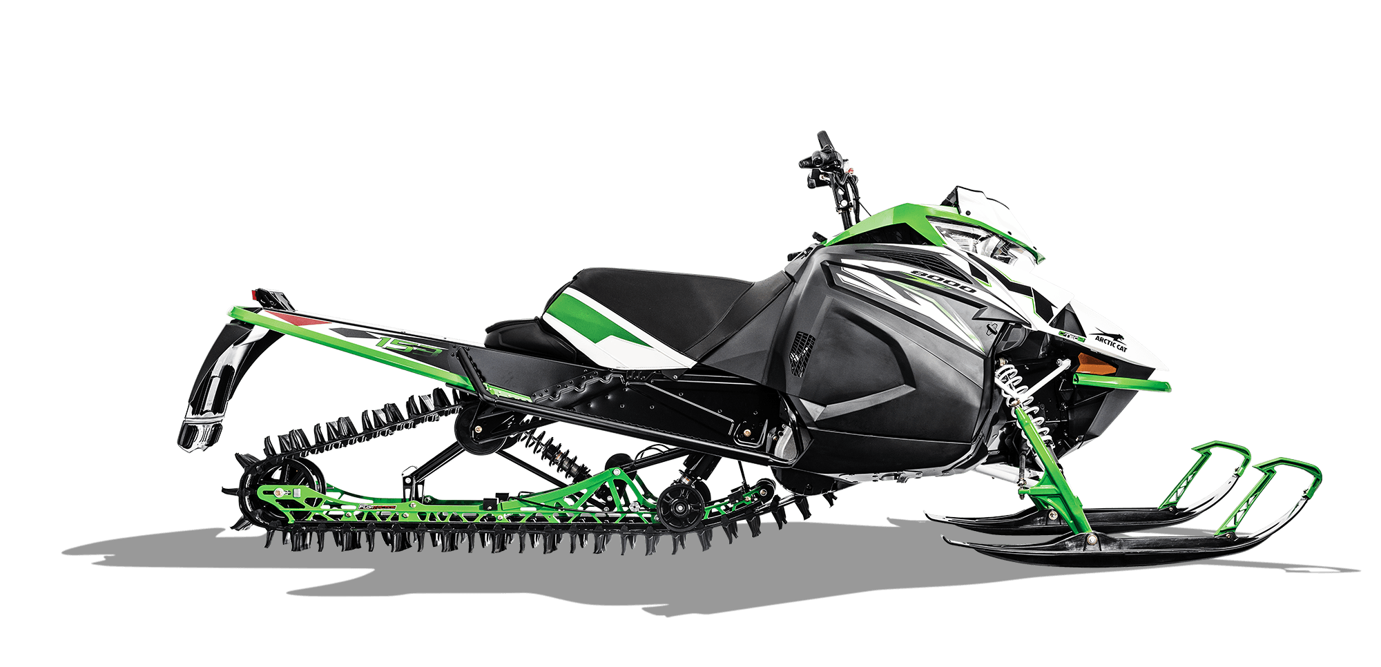 2018 Arctic Cat M 8000 ES 153 in Yankton, South Dakota