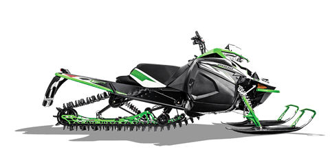 2018 Arctic Cat M 8000 ES 153 in Mio, Michigan