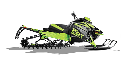 2018 Arctic Cat M 8000 Mountain Cat (153) in Fond Du Lac, Wisconsin