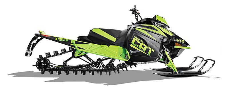 2018 Arctic Cat M 8000 Mountain Cat (153) in Barrington, New Hampshire