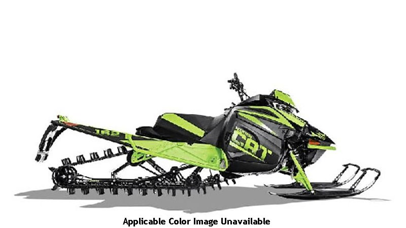 2018 Arctic Cat M 8000 Mountain Cat 153 Early Build in Mansfield, Pennsylvania