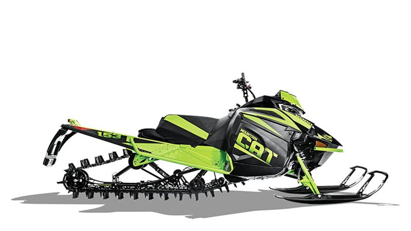 2018 Arctic Cat M 8000 Mountain Cat ES 153 in Great Falls, Montana