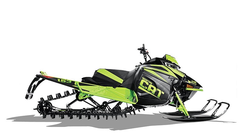 2018 Arctic Cat M 8000 Mountain Cat ES 162 in Great Falls, Montana