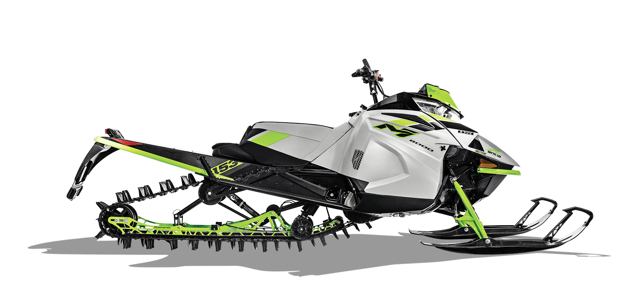 2018 Arctic Cat M 8000 Sno Pro (153) Early Release in Concord, New Hampshire
