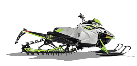2018 Arctic Cat M 8000 Sno Pro (153) Early Release in Mio, Michigan