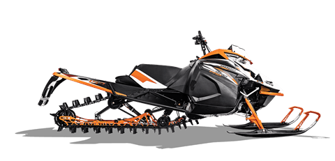 2018 Arctic Cat M 8000 Sno Pro (153) 3.0 Power Claw in Baldwin, Michigan