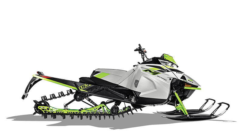 2018 Arctic Cat M 8000 Sno Pro 153 Early Release in Mio, Michigan