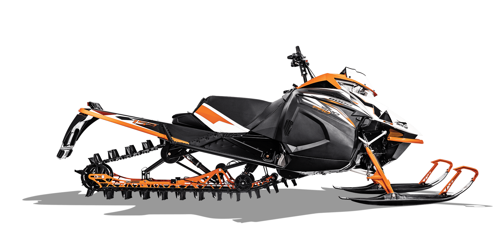 2018 Arctic Cat M 8000 Sno Pro (162) 3.0 Power Claw in Baldwin, Michigan