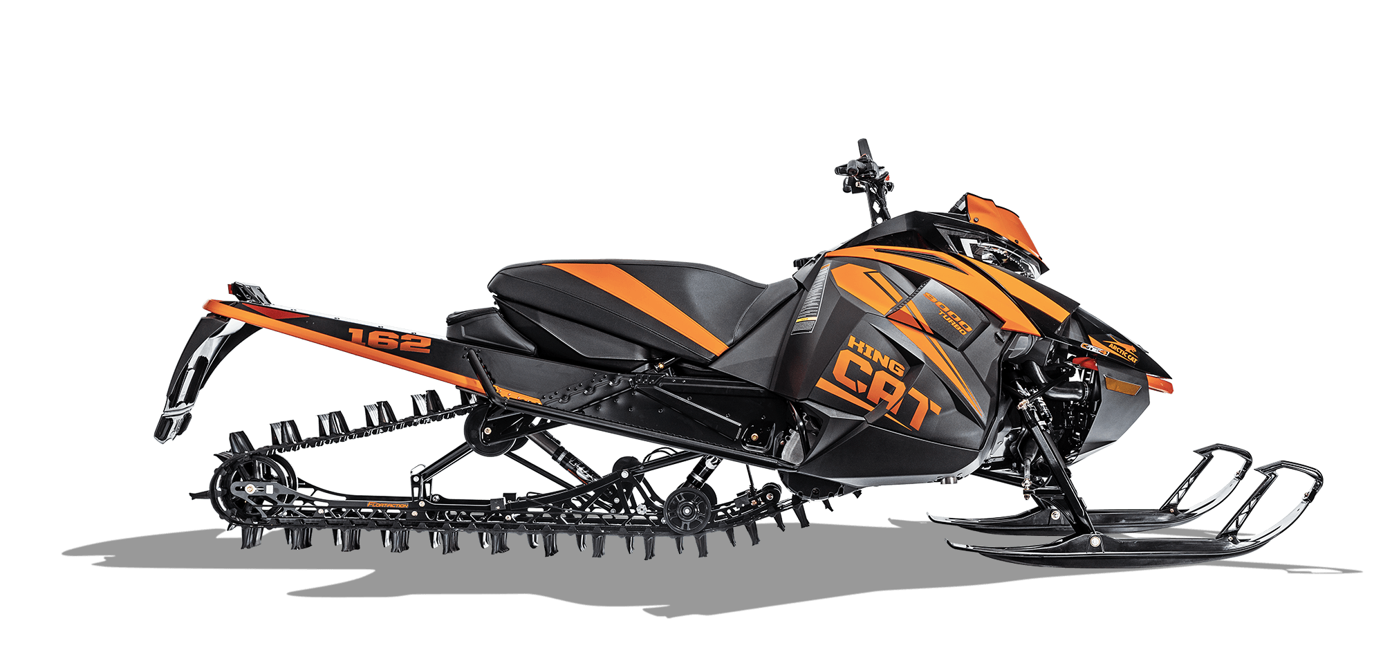 2018 Arctic Cat M 9000 King Cat (162) Early Build in Francis Creek, Wisconsin