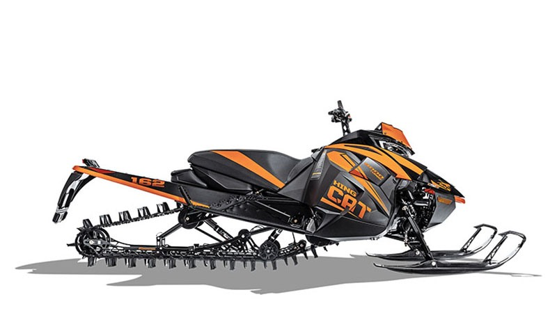 2018 Arctic Cat M 9000 King Cat 162 Early Build in Hamburg, New York