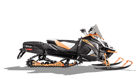 2018 Arctic Cat XF 6000 CrossTour ES in Francis Creek, Wisconsin