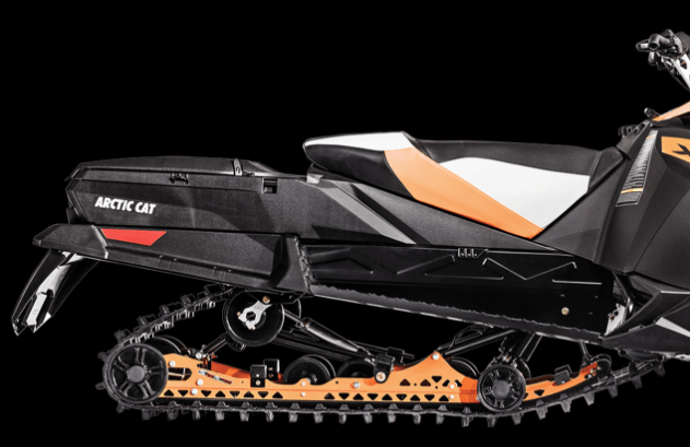 2018 Arctic Cat XF 6000 CrossTour ES in Baldwin, Michigan
