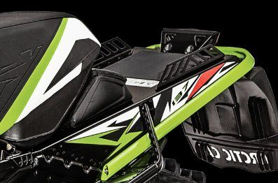 2018 Arctic Cat XF 6000 Cross Country Limited ES in Butte, Montana