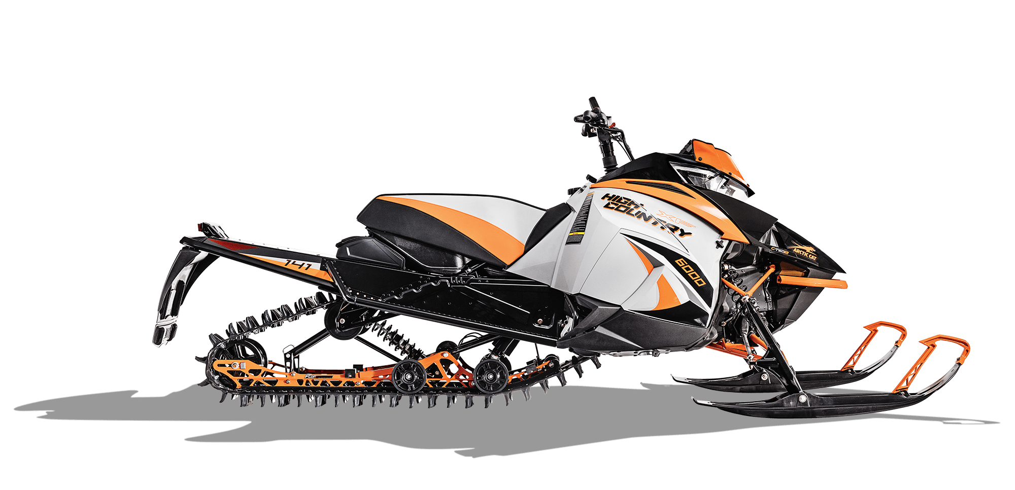 2018 Arctic Cat XF 6000 High Country ES in Concord, New Hampshire