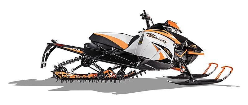 2018 Arctic Cat XF 6000 High Country ES in Barrington, New Hampshire