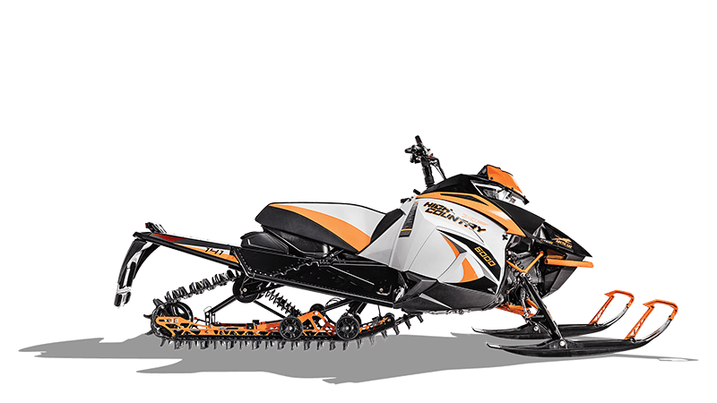 2018 Arctic Cat XF 6000 High Country ES in Fairview, Utah