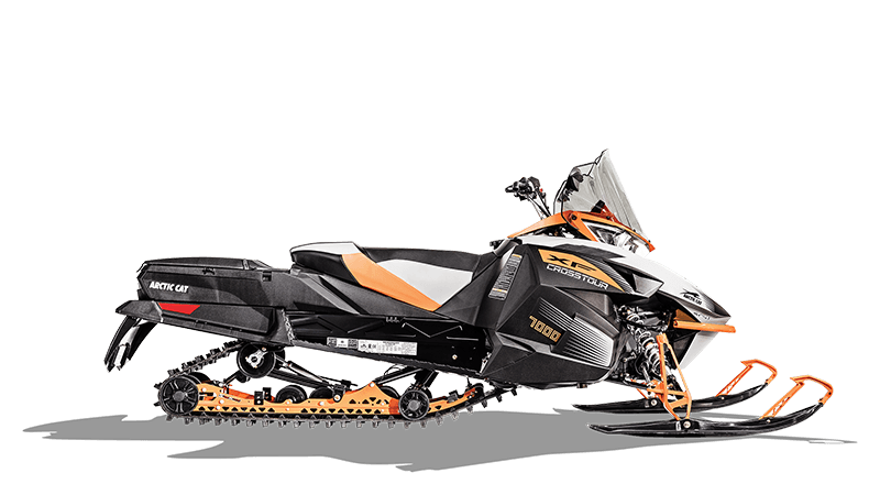2018 Arctic Cat XF 7000 CrossTour in Calmar, Iowa