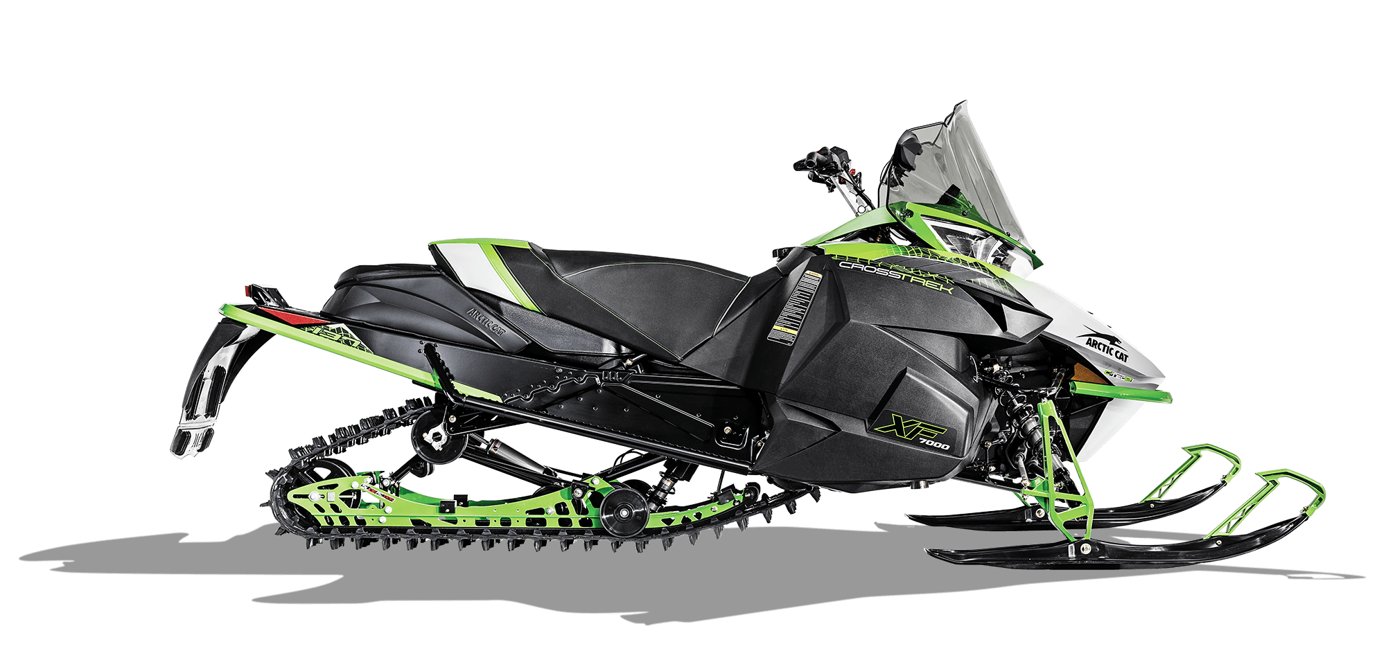 2018 Arctic Cat XF 7000 CrossTrek in Baldwin, Michigan