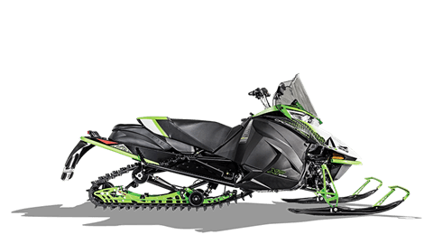 2018 Arctic Cat XF 8000 CrossTrek ES in Barrington, New Hampshire