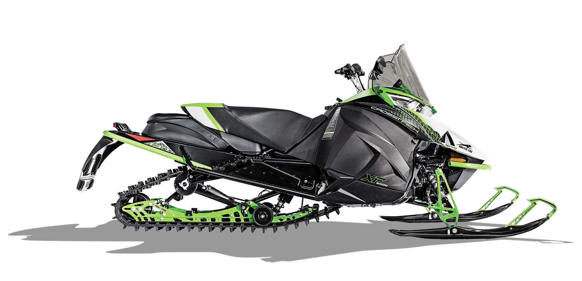 2018 Arctic Cat XF 8000 CrossTrek ES in Baldwin, Michigan