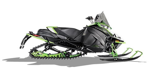 2018 Arctic Cat XF 8000 CrossTrek ES in Concord, New Hampshire