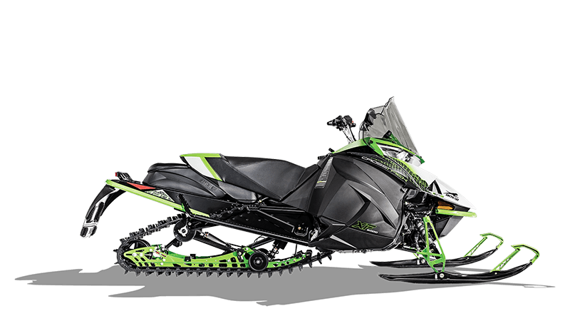 2018 Arctic Cat XF 8000 CrossTrek ES in Three Lakes, Wisconsin
