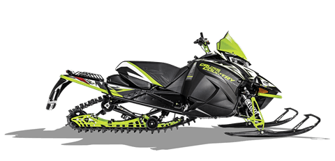 2018 Arctic Cat XF 8000 Cross Country Limited ES in Findlay, Ohio