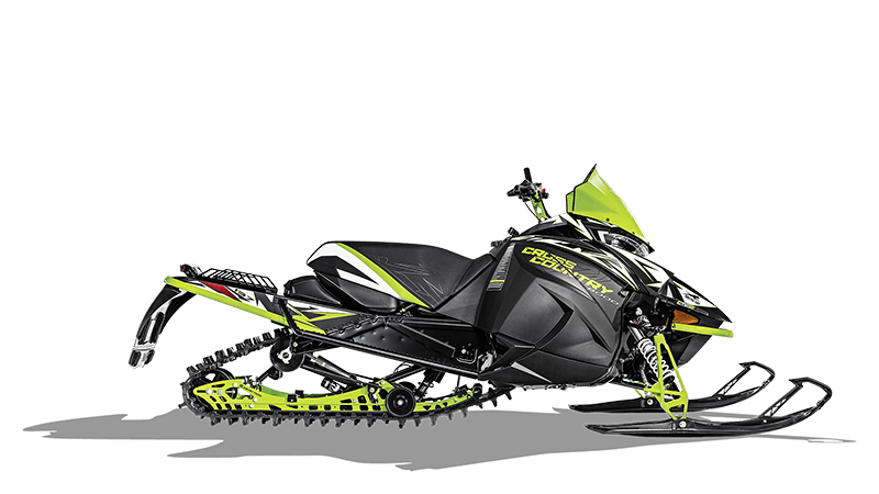 2018 Arctic Cat XF 8000 Cross Country Limited ES in Barrington, New Hampshire
