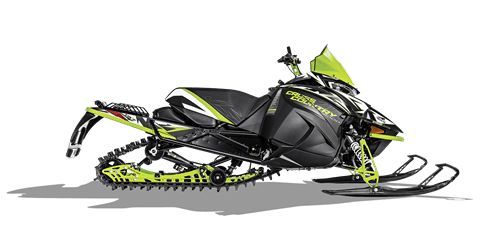 2018 Arctic Cat XF 8000 Cross Country Limited ES Early Build in Baldwin, Michigan