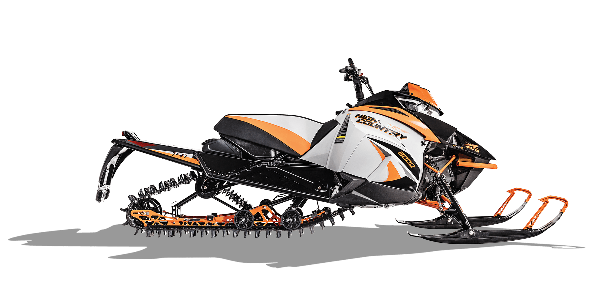 2018 Arctic Cat XF 8000 High Country in Fond Du Lac, Wisconsin