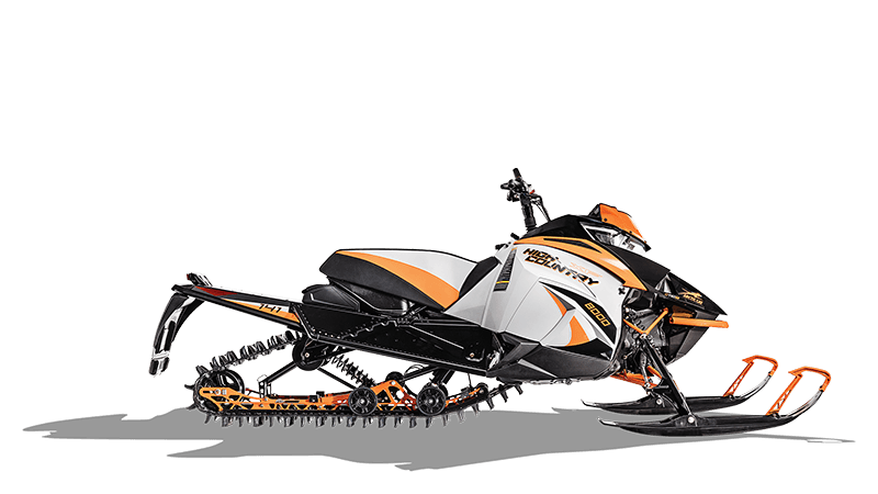 2018 Arctic Cat XF 8000 High Country in Zulu, Indiana