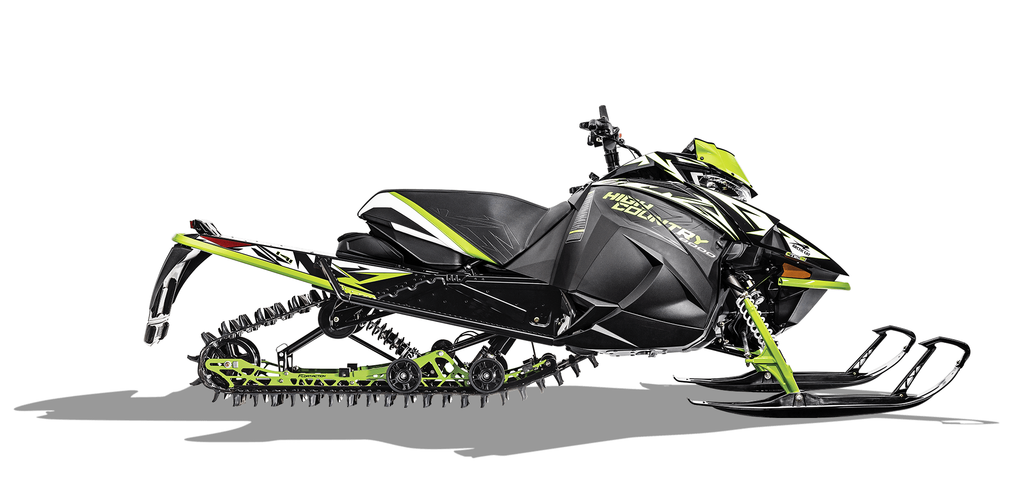 2018 Arctic Cat XF 8000 High Country Limited ES 141 in Hillman, Michigan