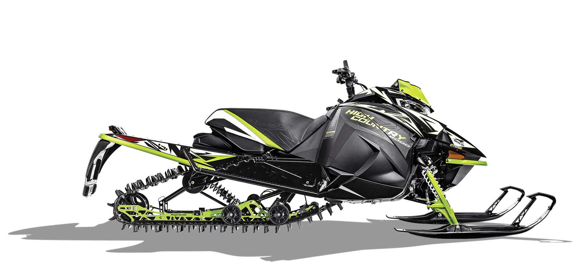 2018 Arctic Cat XF 8000 High Country Limited ES 153 in Baldwin, Michigan