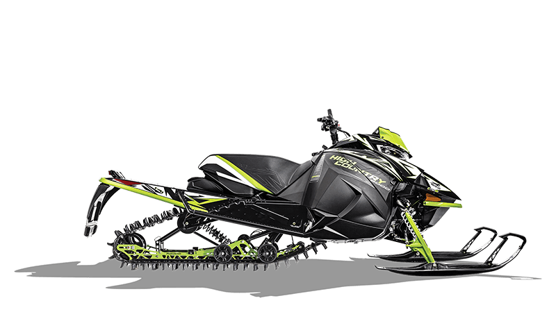 2018 Arctic Cat XF 8000 High Country Limited ES 153 in Berlin, New Hampshire