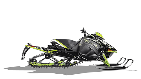 2018 Arctic Cat XF 8000 High Country Limited ES 153 in Mio, Michigan