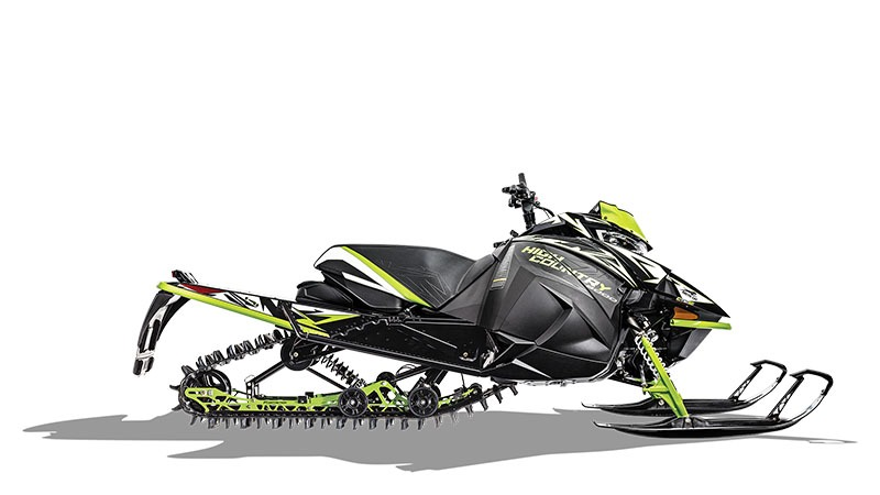 2018 Arctic Cat XF 8000 High Country Limited ES 153 in Calmar, Iowa