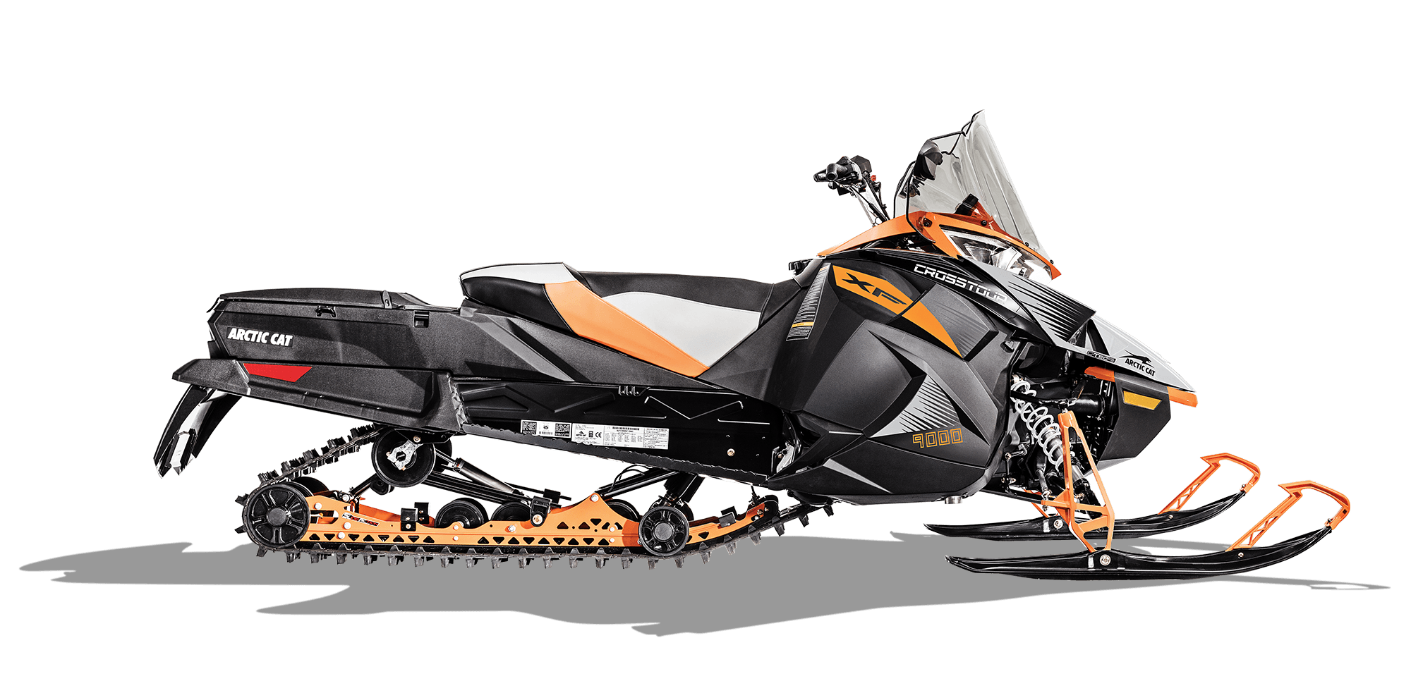 2018 Arctic Cat XF 9000 CrossTour in Francis Creek, Wisconsin