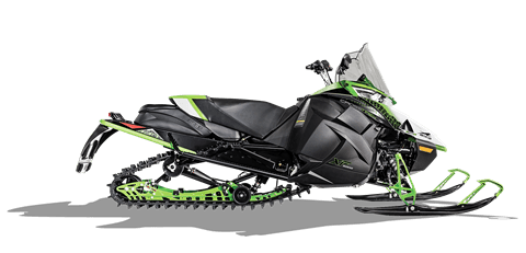 2018 Arctic Cat XF 9000 CrossTrek in Kaukauna, Wisconsin