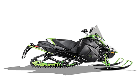 2018 Arctic Cat XF 9000 CrossTrek in Francis Creek, Wisconsin