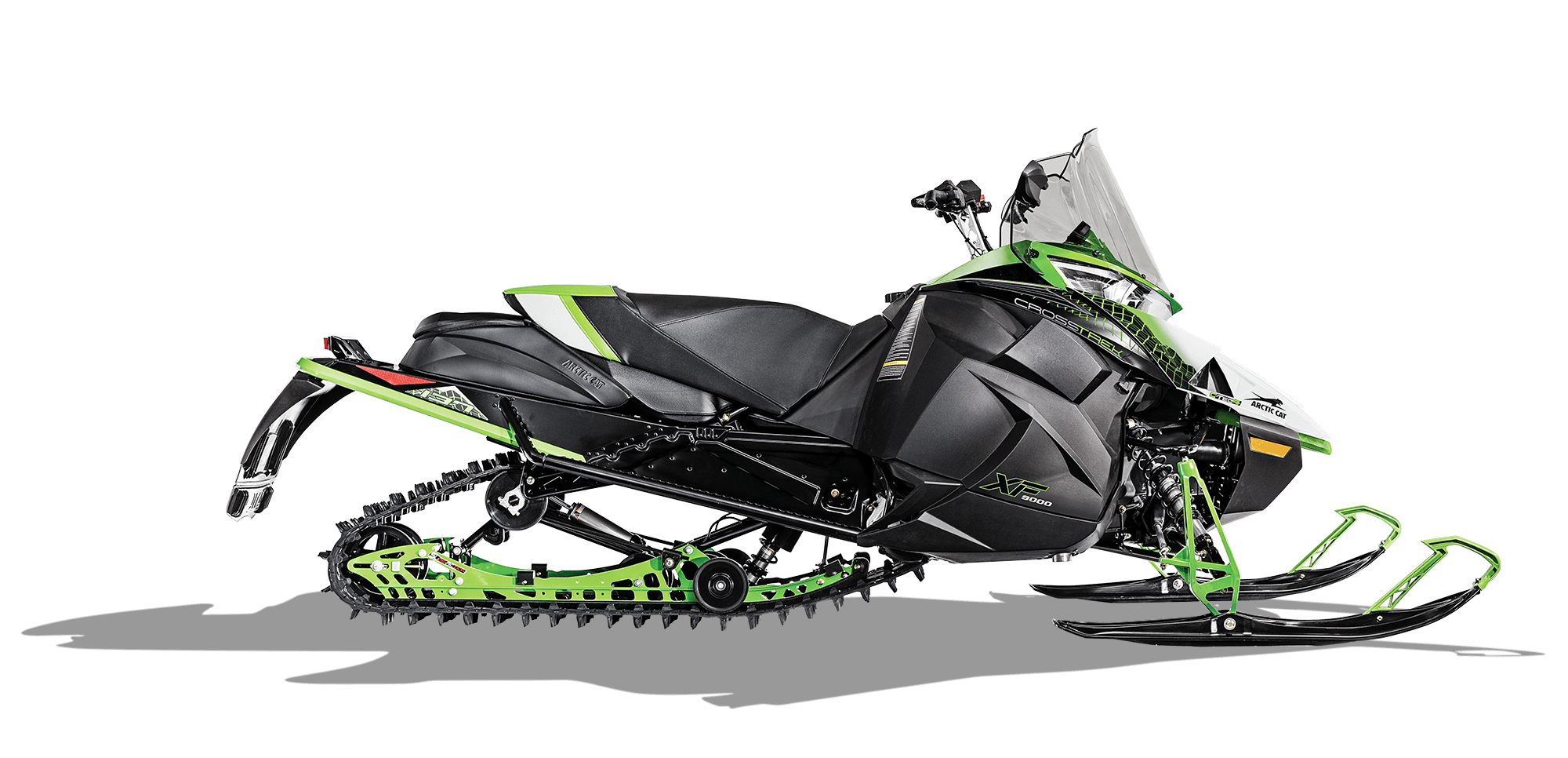 2018 Arctic Cat XF 9000 CrossTrek in Hillman, Michigan