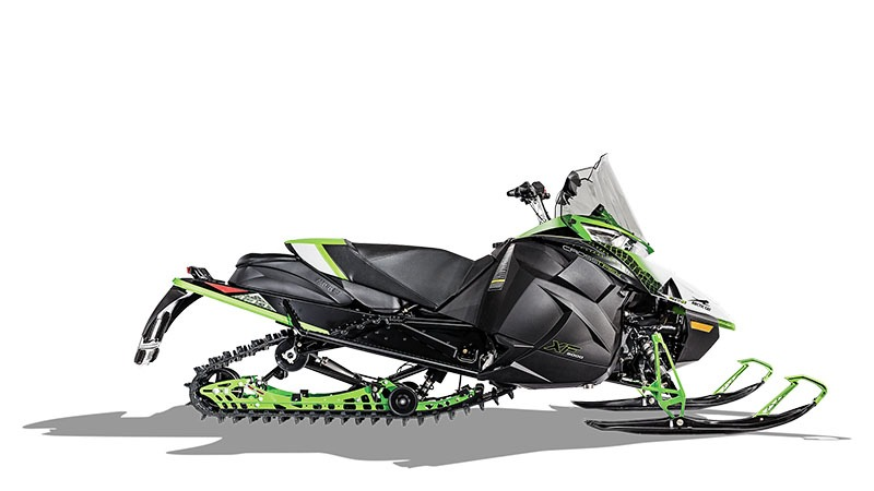 2018 Arctic Cat XF 9000 CrossTrek in Berlin, New Hampshire