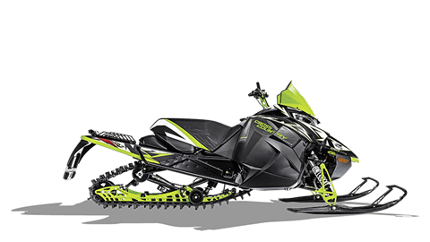 2018 Arctic Cat XF 9000 Cross Country Limited in Gaylord, Michigan
