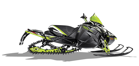 2018 Arctic Cat XF 9000 Cross Country Limited in Findlay, Ohio