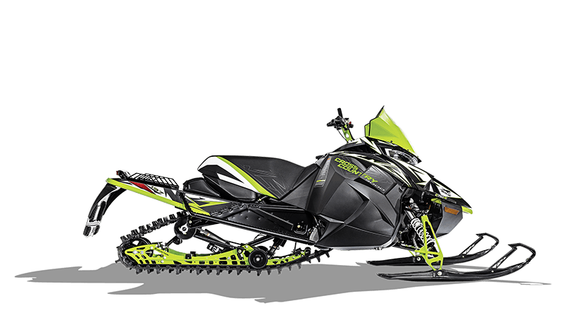 2018 Arctic Cat XF 9000 Cross Country Limited in Mio, Michigan