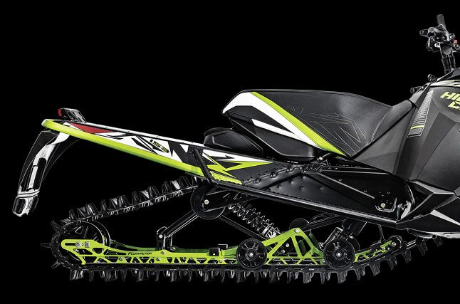 2018 Arctic Cat XF 9000 High Country Limited 153 1.75 Backcountry X in Barrington, New Hampshire - Photo 8
