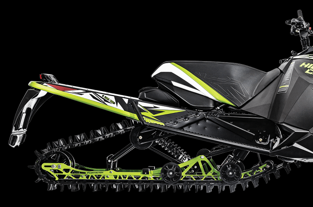 2018 Arctic Cat XF 9000 High Country Limited (153) 2.25 Power Claw in Rothschild, Wisconsin