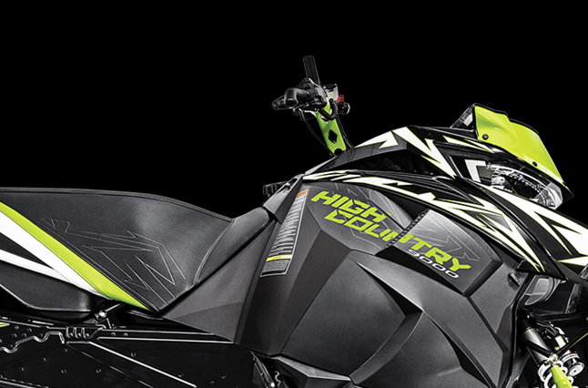 2018 Arctic Cat XF 9000 High Country Limited (153) 2.25 Power Claw in Yankton, South Dakota