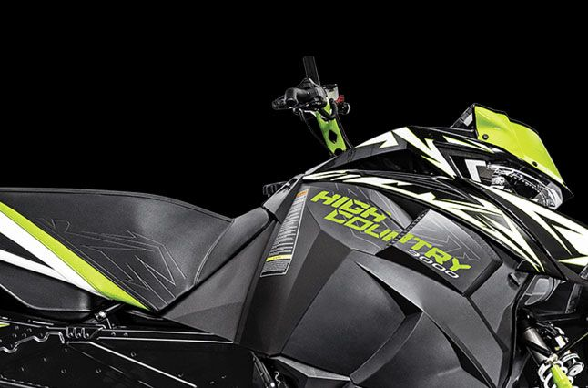 2018 Arctic Cat XF 9000 High Country Limited 153 2.25 Power Claw in Yankton, South Dakota